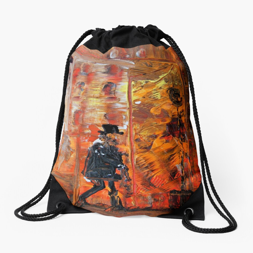 Remember Drawstring Bag