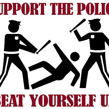 Support the Police by EsotericExposal