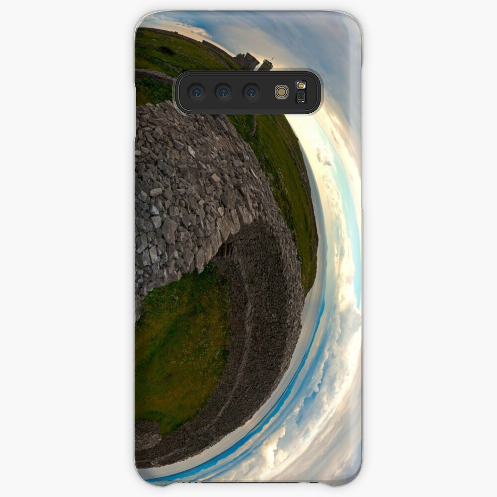 Dun Eochla, Inishmore, Aran Islands Case & Skin for Samsung Galaxy