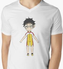 fd1a9b01f Onoda Men s V-Neck T-Shirt