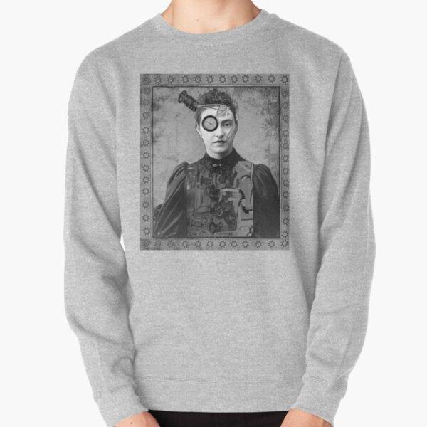 Steampunk mistress Pullover Sweatshirt