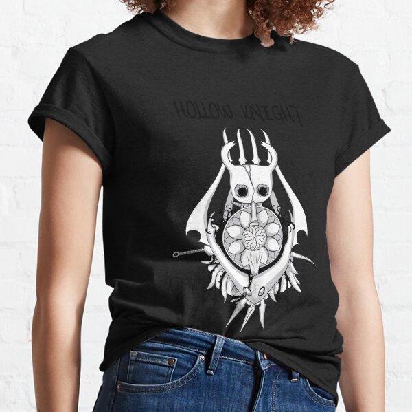 Creux Knight reposant sur un banc Indie Gaming tee-shirt Homme