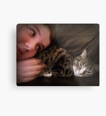 hello sweetie Metal Print