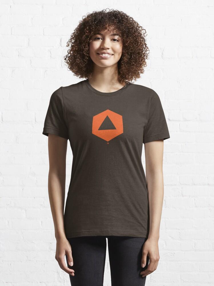 Alternate view of 36 Logo Tee Essential T-Shirt