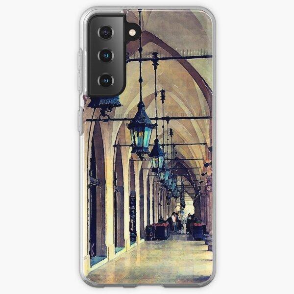 Cracow Cloth Hall Samsung Galaxy Soft Case
