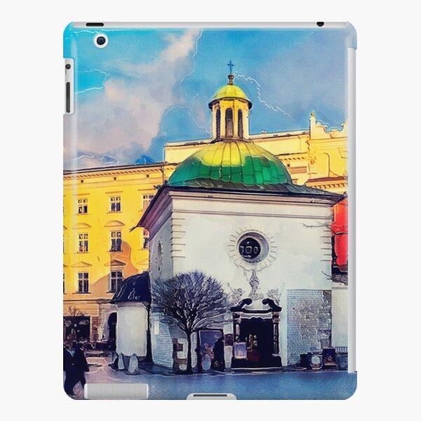 Cracow Church of St. Wojciech iPad Snap Case
