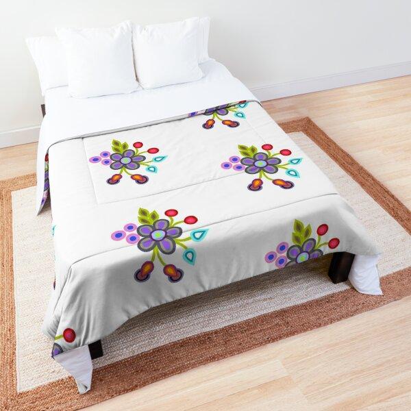 Floral Love Comforter