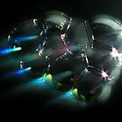 Light shining through bubbles by turniptowers