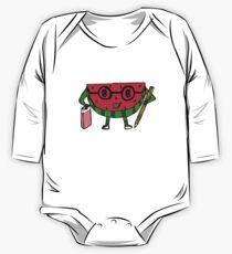 Watermelon geek One Piece - Long Sleeve