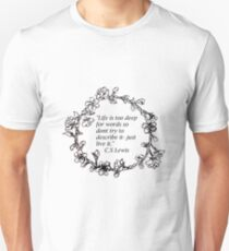 Life and other beautiful things T-Shirt