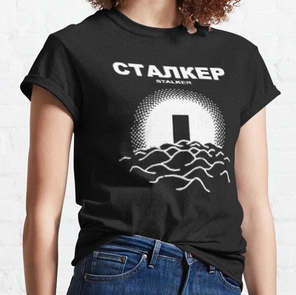 Stalker Tarkovsky Classic T-Shirt
