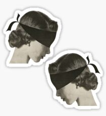 Fifty Shades of Sepia Sticker