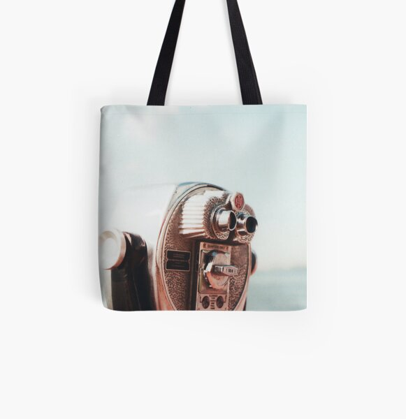 Lookout All Over Print Tote Bag