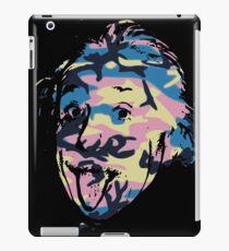 Genius in disguise iPad Case/Skin