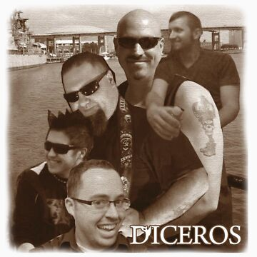 Diceros - Family Photo by ryandiscord