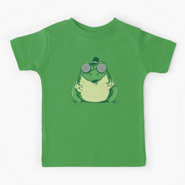 Hipnogenic Toad  Kids T-Shirt