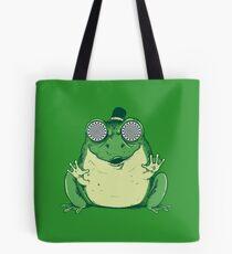 Hipnogenic Toad  Tote Bag