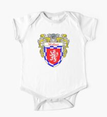 Wallace Coat of Arms / Wallace Family Crest Kids Clothes