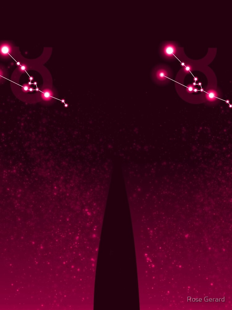 Taurus - Pink by arkadyrose