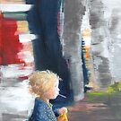 faster by Bettina Kusel