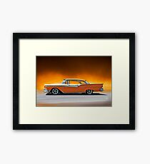 1957 Ford Fairlane 500 Framed Print