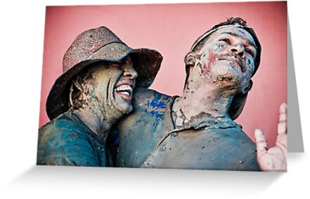 J'Ouvert love by blacqbook