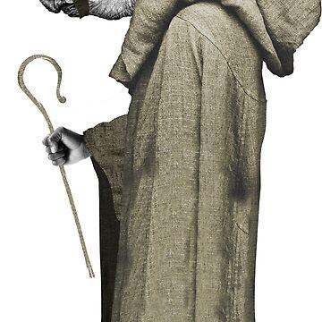 Killer Monk by falanfelan