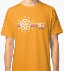 EPCOT Center Vintage Style Distressed Pavilion Logos  Classic T-Shirt