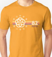 Camiseta ajustada EPCOT Center Vintage Style Distressed Pavilion Logos