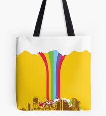 I'm not skittles Tote Bag