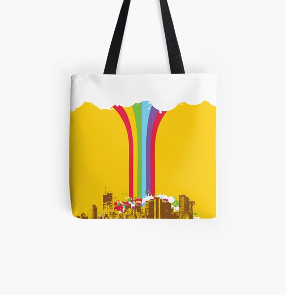 I'm not skittles All Over Print Tote Bag