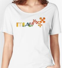 The Name Game - Mia Women's Relaxed Fit T-Shirt