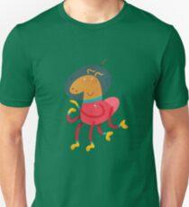 Yellow Spacedude T-Shirt