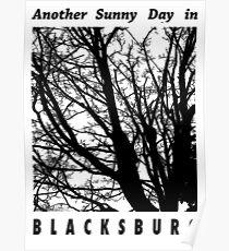 Bleaksburg Blues Poster