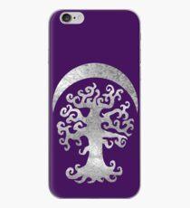 Symbol of Darnassus iPhone Case