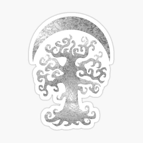Symbol von Darnassus Sticker