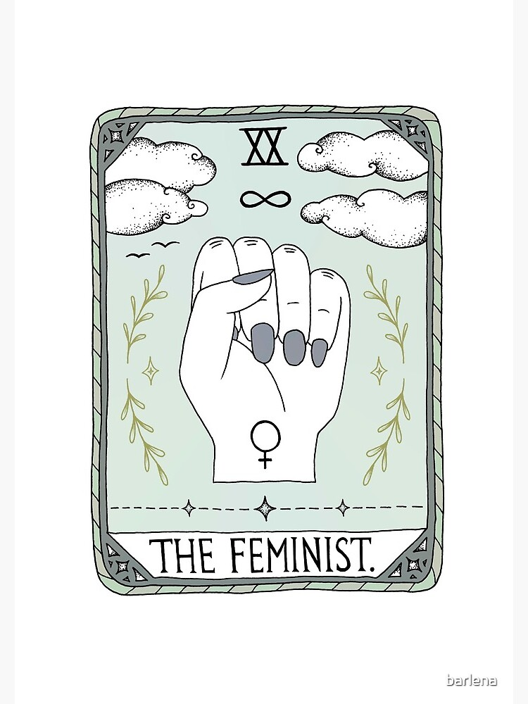 The Feminist by barlena