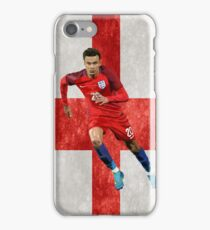 Dele Alli- England iPhone Case/Skin