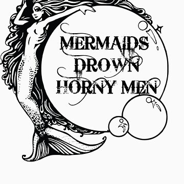The Truth About Mermaids by arizonagarbage