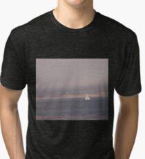 Sailing Solo Tri-blend T-Shirt