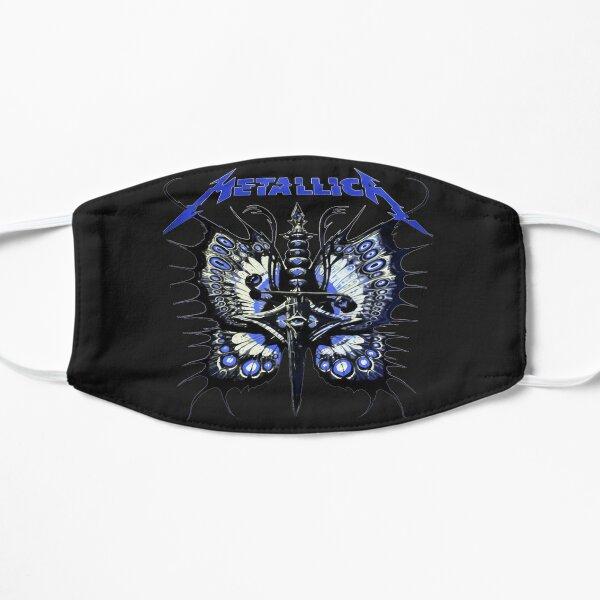los fans de metallica más vendidos Mascarilla plana