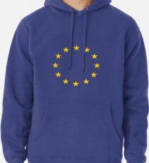 Lebende EU-Flagge Hoodie
