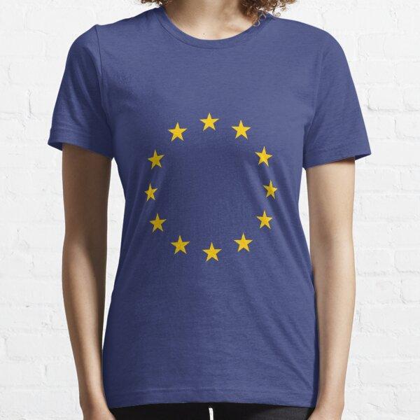 Living EU Flag Essential T-Shirt