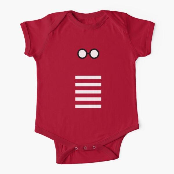 HELLO TO JASON ISAACS KERMODE /& MAYO WITTERTAINMENT BABY GROW BABYGROW GIFT