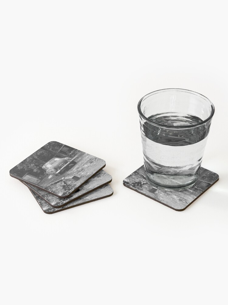 Alternate view of Country Cruisin' Coasters (Set of 4)