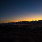 Paarl City Lights by Brandon Dyzel