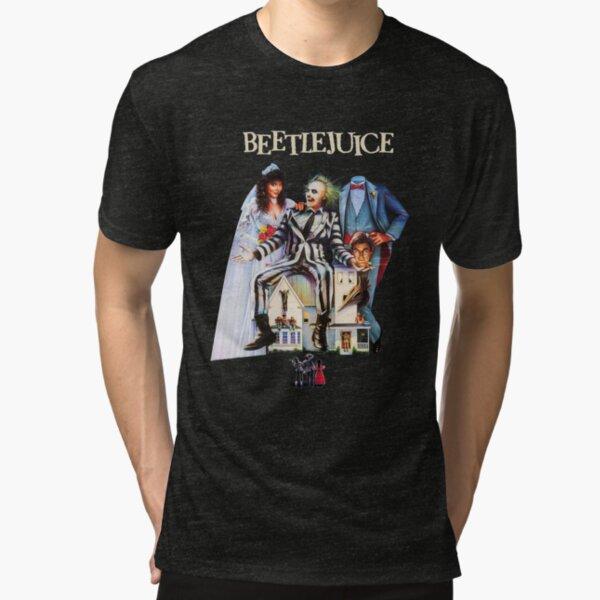 Beetlejuice Tri-blend T-Shirt