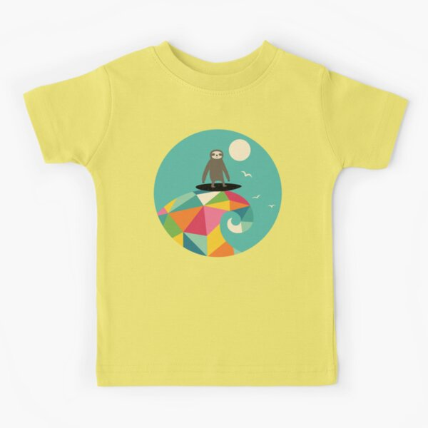 Surfs Up Kids T-Shirt