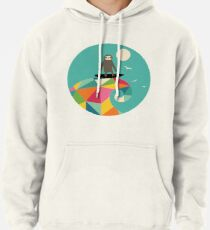 Surfs Up Pullover Hoodie