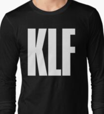 Camiseta de manga larga KLF TEXT TEE